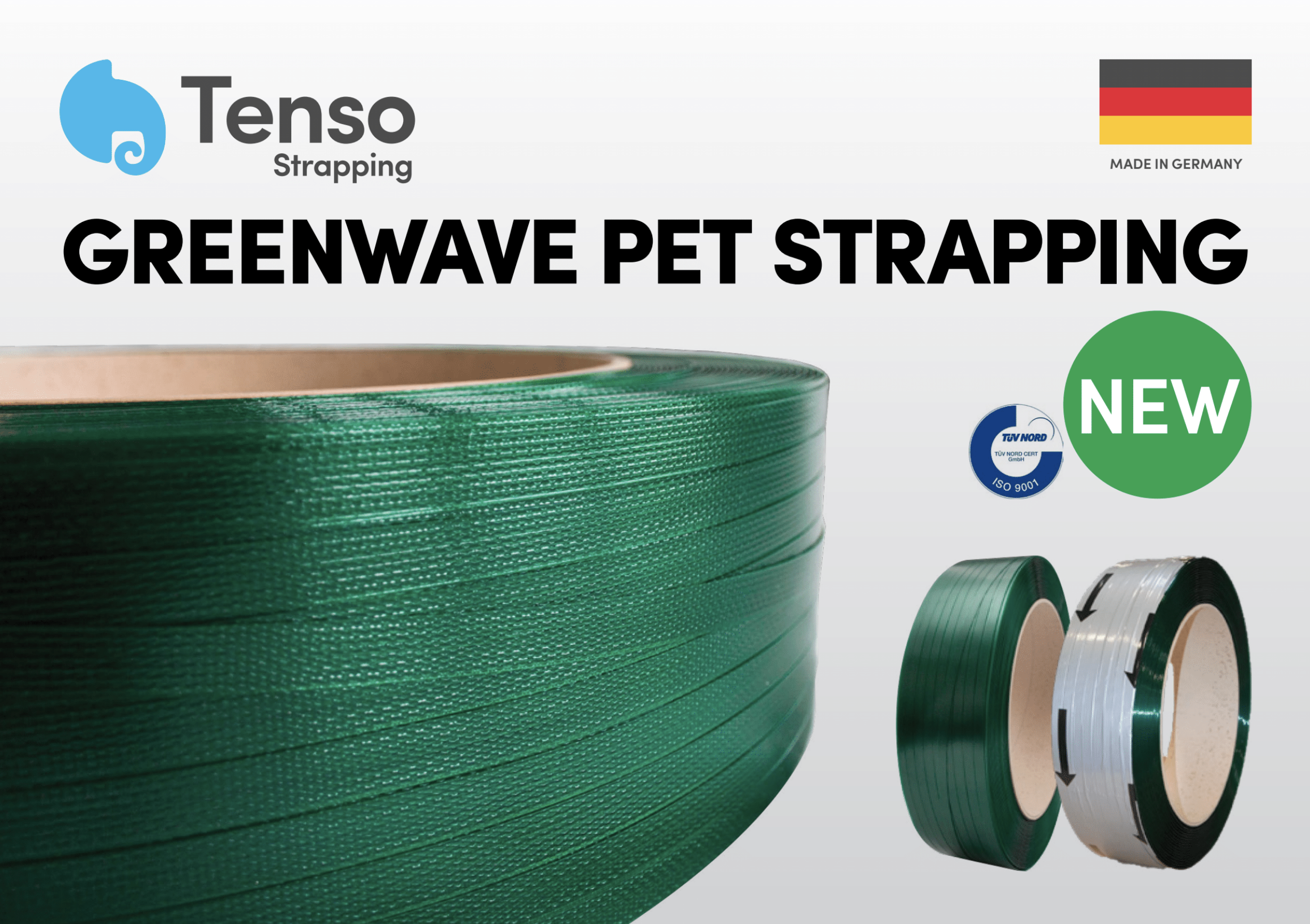 greenwave pet strapping